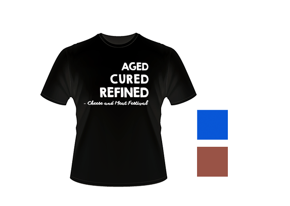 Aged. Cured. Refined. - T-Shirt