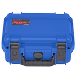 SKB 3i-0907-4A-E iSeries Utility Case (Blue - Cubed Foam) - Waterproof Injection Molded