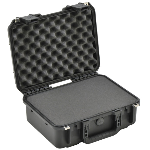 SKB 3i-1510-6B-C iSeries Utility Case (Cubed Foam) - Waterproof Injection Molded