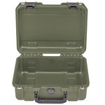 SKB 3i-1510-6M-E iSeries Utility Case (Olive - Empty) - Waterproof Injection Molded