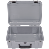 SKB 3i-1813-7G-E iSeries Utility Case (Gray - Empty) - Waterproof Injection Molded