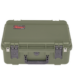 SKB 3i-1813-7M-E iSeries Utility Case (Olive - Empty) - Waterproof Injection Molded