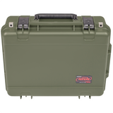 SKB 3i-2015-7M-E iSeries Utility Case (Olive - Empty) - Waterproof Injection Molded