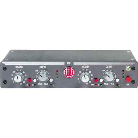 AEA TRP2 Ribbon Microphone Preamplifier