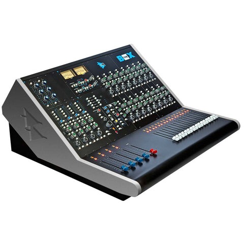 API The Box Console - Recording and Mixing Console