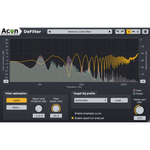 Acon Digital DeFilter Automatic Equalization Plug-In