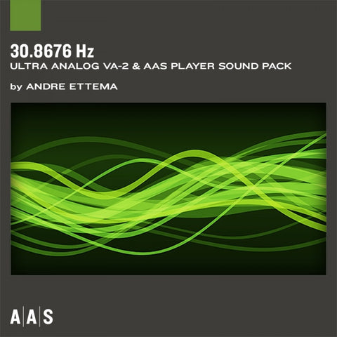 Applied Acoustics Systems 30.8676 Hz Sound Pack