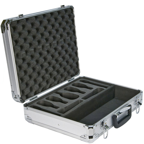 Audix CASEDPA Case for 9 Microphones (Aluminum)