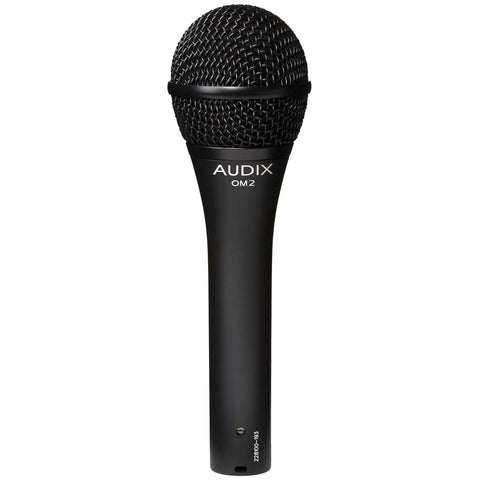 Audix OM2S Dynamic Vocal Microphone