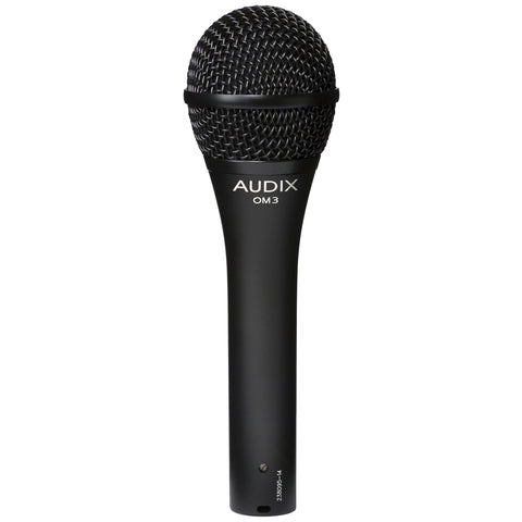 Audix OM3S Dynamic Vocal Microphone