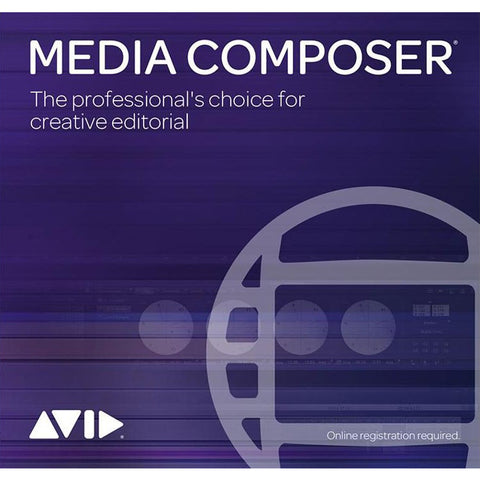 Avid Media Composer Ultimate 1-Year Subscription New
