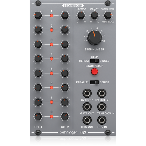 Behringer 182 Sequencer Eurorack Module