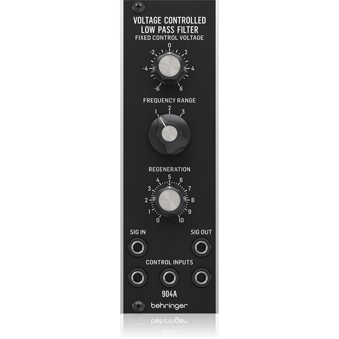 Behringer 904A Voltage Controlled Low Pass Filter Eurorack Module