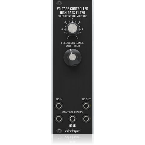 Behringer 904B Voltage Controlled High Pass Filter Eurorack Module