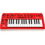 Behringer MS-1 Analog Synthesizer (Red)