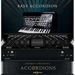 Best Service Accordions 2 - Single Bass Accordion