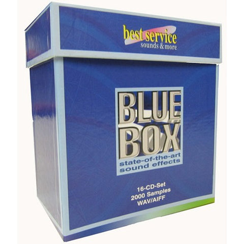 Best Service Blue Box 16