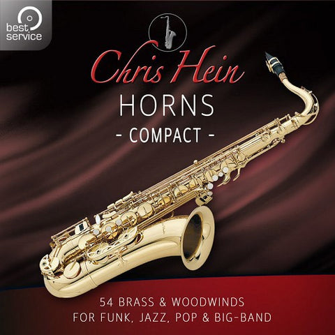 Best Service Chris Hein Horns Compact Crossgrade