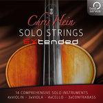 Best Service Chris Hein Solo Strings Complete Upgrade Viola