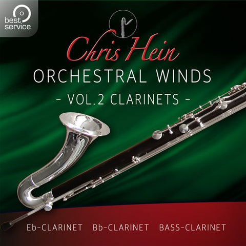 Best Service Chris Hein Winds Vol 2 - Clarinets