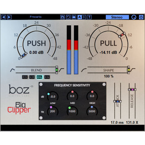 Boz Digital Labs Digital Big Clipper