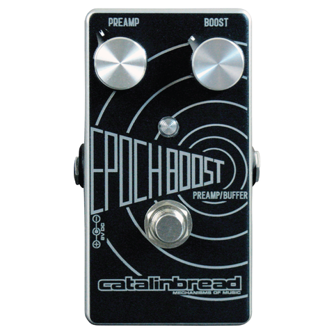 Catalinbread Epoch Boost Pedal
