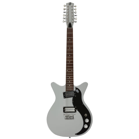 Danelectro D59 12-String Guitar (Ice Gray)