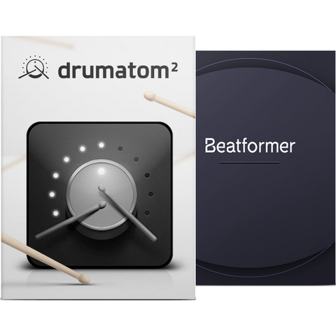 accusonus Drum Mixing Bundle (drumatom2, Beatformer)