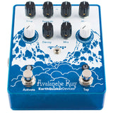 EarthQuaker Devices Avalanche Run - Stereo Reverb & Delay with Tap Tempo Pedal (V2)
