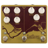 EarthQuaker Devices Hoof Reaper - Double Fuzz with Octave Up Pedal (V2)