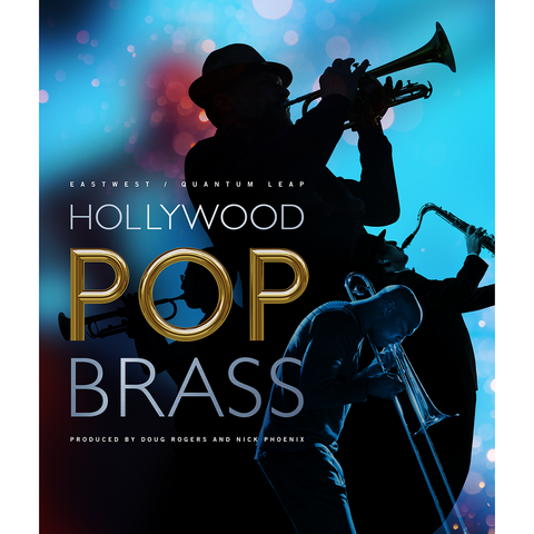 EastWest Hollywood Pop Brass - Virtual Instruments