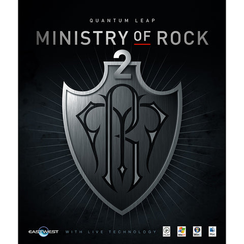 EastWest Quantum Leap Ministry of Rock 2 - Virtual Instruments