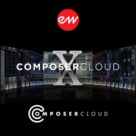 EastWest Sounds EastWest ComposerCloud X Yearly Subscription