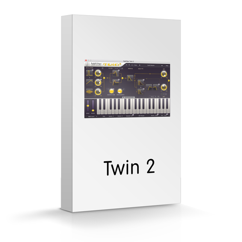 FabFilter Twin 2 Synthesizer
