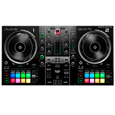 Hercules DJ DJControl Inpulse 500 (2-Channel)
