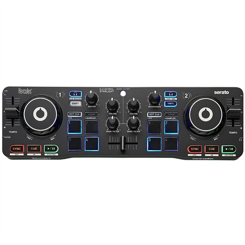 Hercules DJ DJControl Starlight (2-Channel)