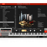 IK Multimedia Custom Shop Cinematic Percussion
