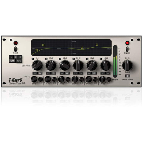 IK Multimedia Linear Phase Equalizer Plug-In