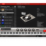 IK Multimedia SampleTank Custom Shop Drum n Bass Elektronika
