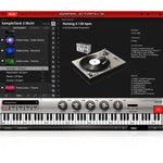 IK Multimedia SampleTank Custom Shop Techno Elektronika