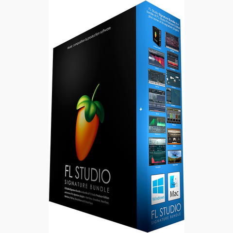 Image-Line FL Studio 20 Signature Bundle Academic 50-Seat License