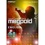 Internet Co. VOCALOID Megpoid Virtual Vocal Software