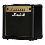"Marshall MG15GR Combo Guitar Amp (15-Watt - 1 x 8"") with Reverb"
