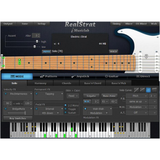 Musiclab RealStrat 5 Virtual Instrument