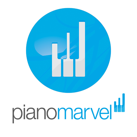 Piano Marvel 1-Year Subscription