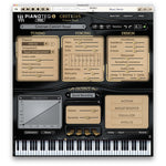 Pianoteq Grotrian Concert Royal Virtual Instrument