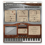 Pianoteq Xylo Xylophone and Bass Marimba Virtual Instrument