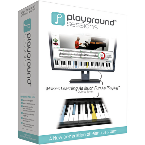 Playground Sessions 1-Year Subscription with $30 credits