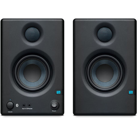 PreSonus Eris E3.5 BT Bluetooth Monitor Speakers (Powered)