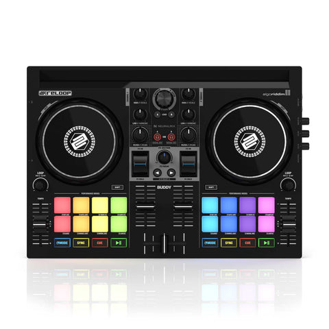 Reloop Buddy DJ Controller (2-Channel)
